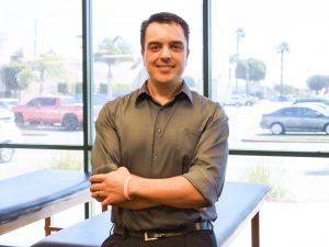 Greg J. Van Camp, PT, DPT, ATC