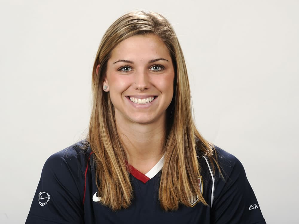 Alex Morgan Coury Amp Buehler Physical Therapy