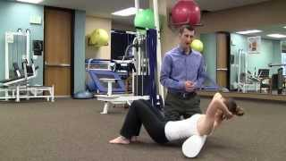 Foam Roll: Mid-Back (Thoracic) Rolling