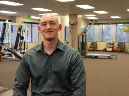 Tyler Dorrel, PT, MPT, CSCS