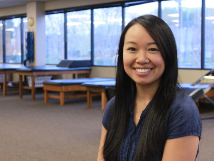 Sharon Ho, PT, DPT