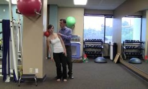 Body Rolling for Upper Shoulders and Neck