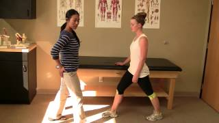 Standing Hip Flexor Stretch