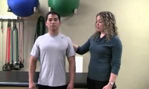 Shoulder Rolls Exercise