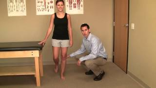 Single Leg Balance Exercise
