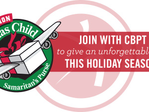 Operation Christmas Child: JOIN US!