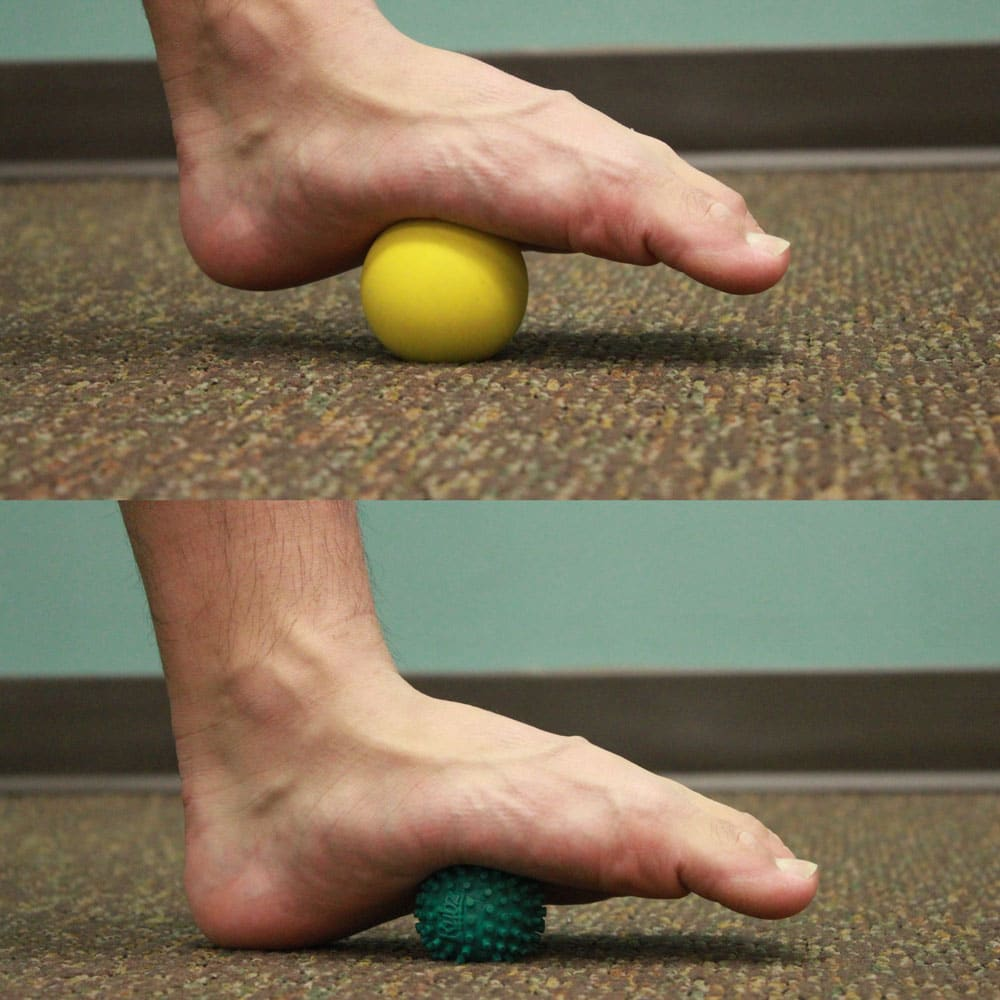 Lacosse Ball or Foot Rubz