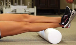 Lower Extremity Foam Rolling