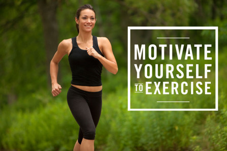 Motivate Yourself to Exercise Blog