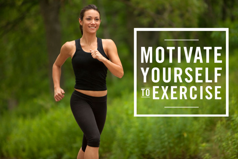 how to motivate yourself to get fit