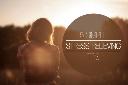 Stress Relief Tips Blog