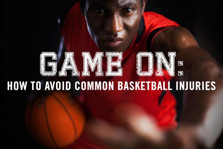 Game On: How to Avoid Common Basketball Injuries: CBPT