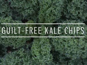 Guilt-Free Kale Chips
