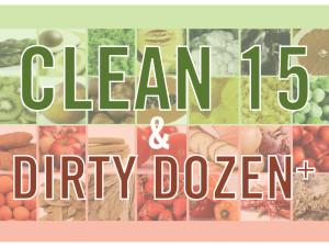 Dirty Dozen & Clean 15: Do I Need to Buy Organic?