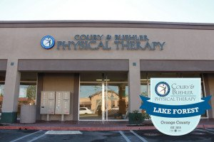 Physical Therapy Lake Forest Open