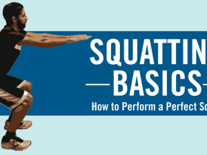Squatting Basics: How to Perform a Perfect Squat