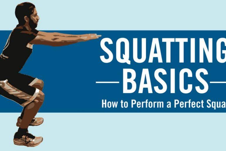 Squatting Basics: How to Perform a Perfect Squat