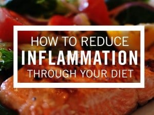 How to Reduce Inflammation through Your Diet