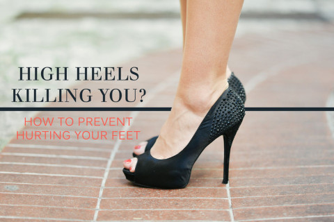Heels Killing Feet