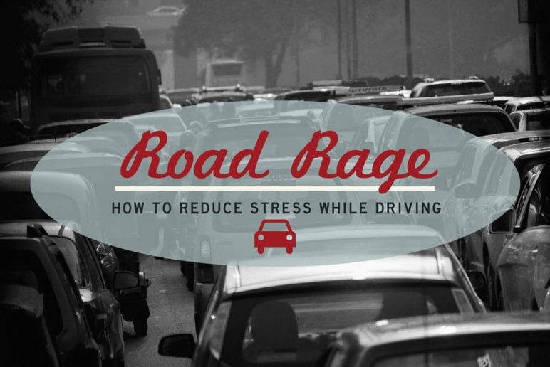 Reduce Driving Stress