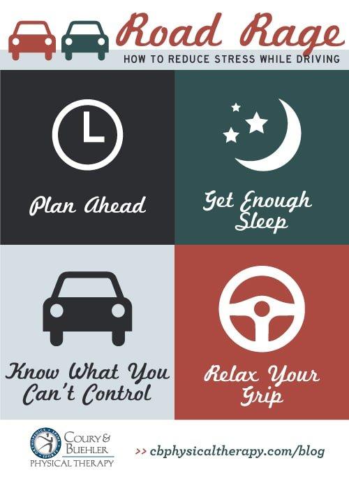 Reduce Driving Stress Info