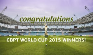 Physical Therapy World Cup 2015 Winners