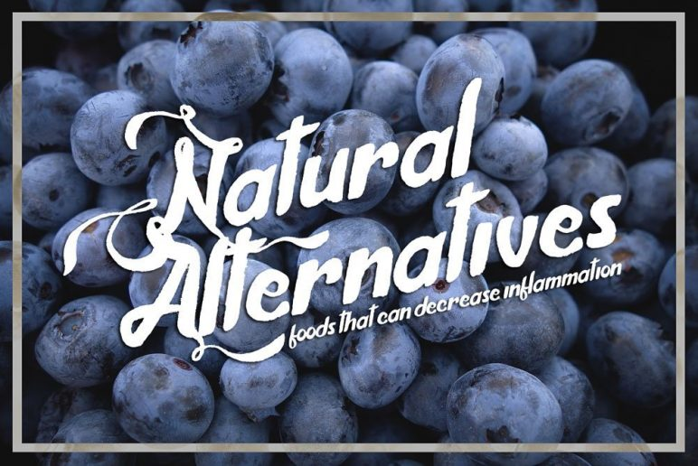 Natural Alternatives: Foods That Can Decrease Inflammation