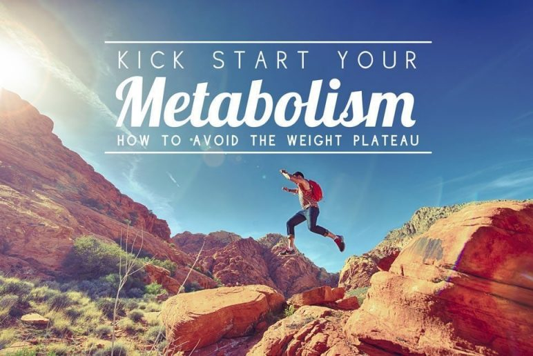 Kick Start Your Metabolism: How to Avoid a Weight Plateau
