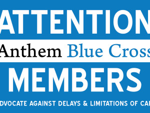 Important Information for Anthem Blue Cross Members