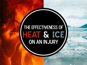 The Effectiveness of Heat & Ice on an Injury