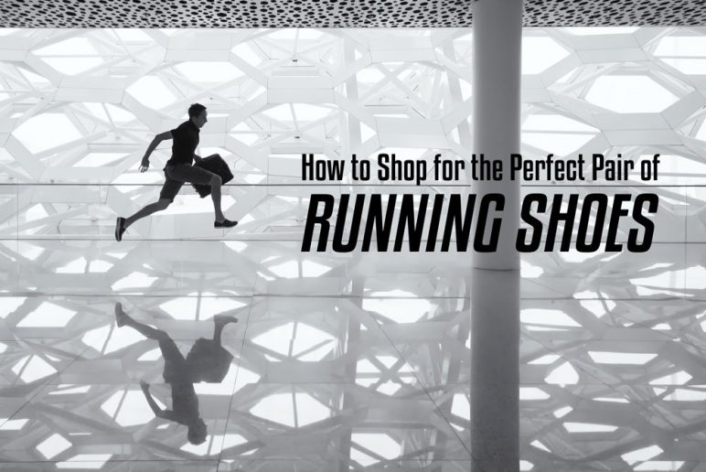 How to Shop for the Perfect Pair of Running Shoes