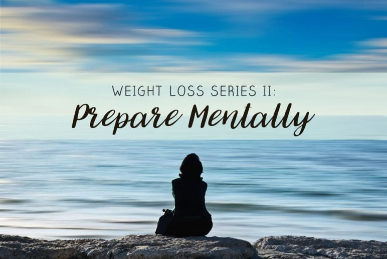 Weight Loss Series II: Prepare Your Mind