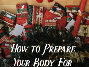 How to Prepare Your Body for Holiday Decorating