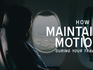 Maintain Motion While Traveling With These 7 Simple Stretches