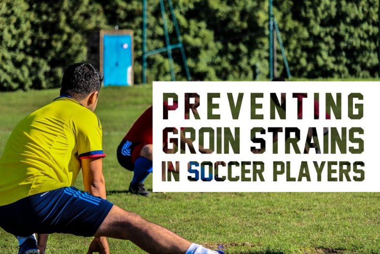 Preventing Groin Strains in Soccer Players
