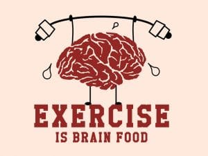 Exercise Is Brain Food