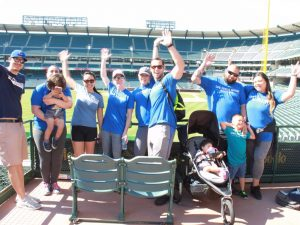 Team CBPT at Walk to Cure Arthritis 2017