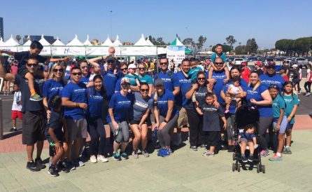 CBPT Arthritis Walk Team 2017