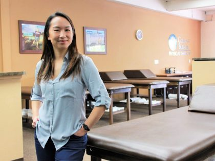 Christina Yu, PT, DPT