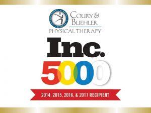 Inc. 5000: 2017 Recipient