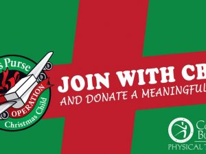 [EXTENDED] Operation Christmas Child 2017: JOIN US!