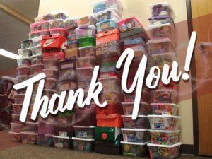 OPERATION CHRISTMAS CHILD 2017: CBPT THANKS YOU!