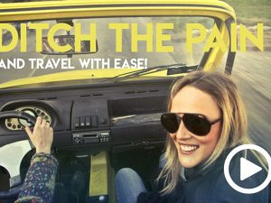 LIFE+ TV: Ditch The Pain and Travel With Ease!