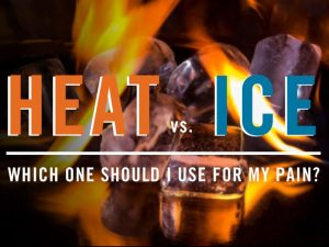 Heat vs. Ice: Which One Should I Use for My Pain?