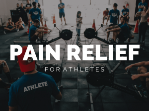 Simple Pain Relief for Athletes