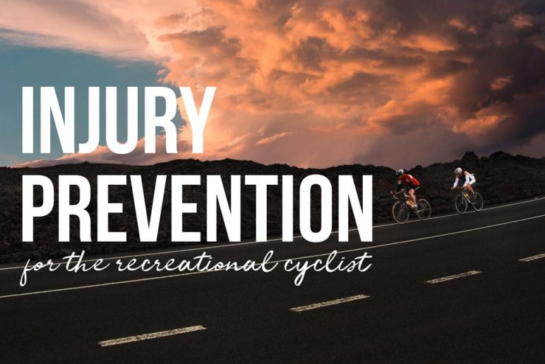 Break the Cycle: Injury Prevention for the Recreational Cyclist