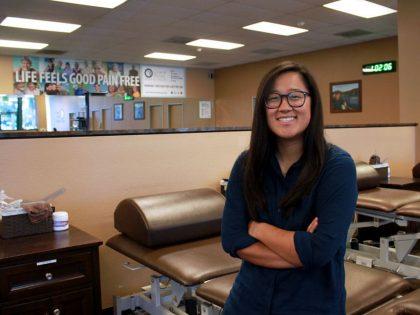 Rachel Lee, PT, DPT