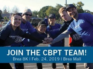 Join Our CBPT Brea 8K Team!