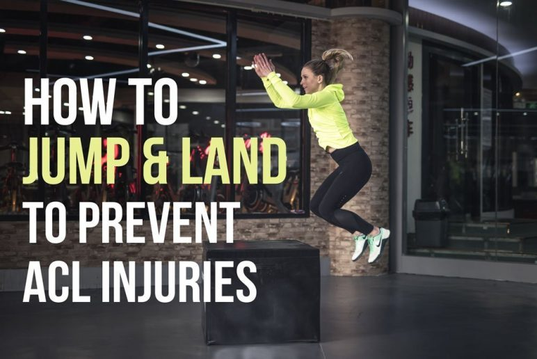How to Jump & Land to Prevent ACL Injuries