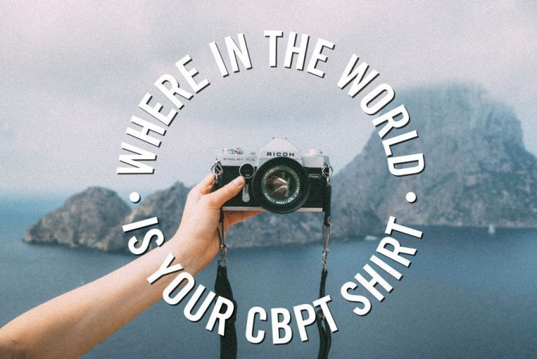 Where in the World is Your CBPT T-Shirt 2019